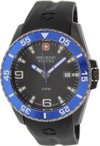 שעון יד אנלוגי גברים Swiss Military Hanowa 06-4200.27.007.03