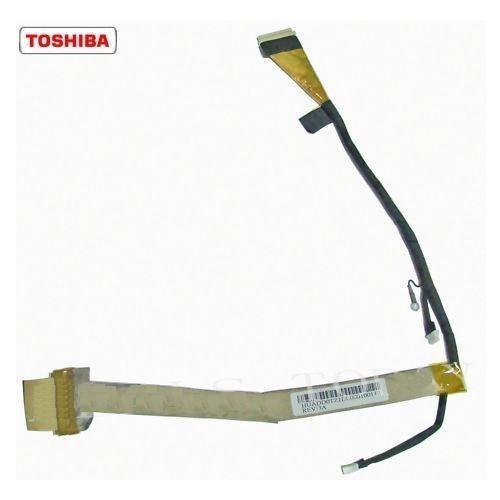 כבל מסך למחשב נייד טושיבה TOSHIBA Satellite P500 series LCD CABLE DD0TZ1LC000100111
