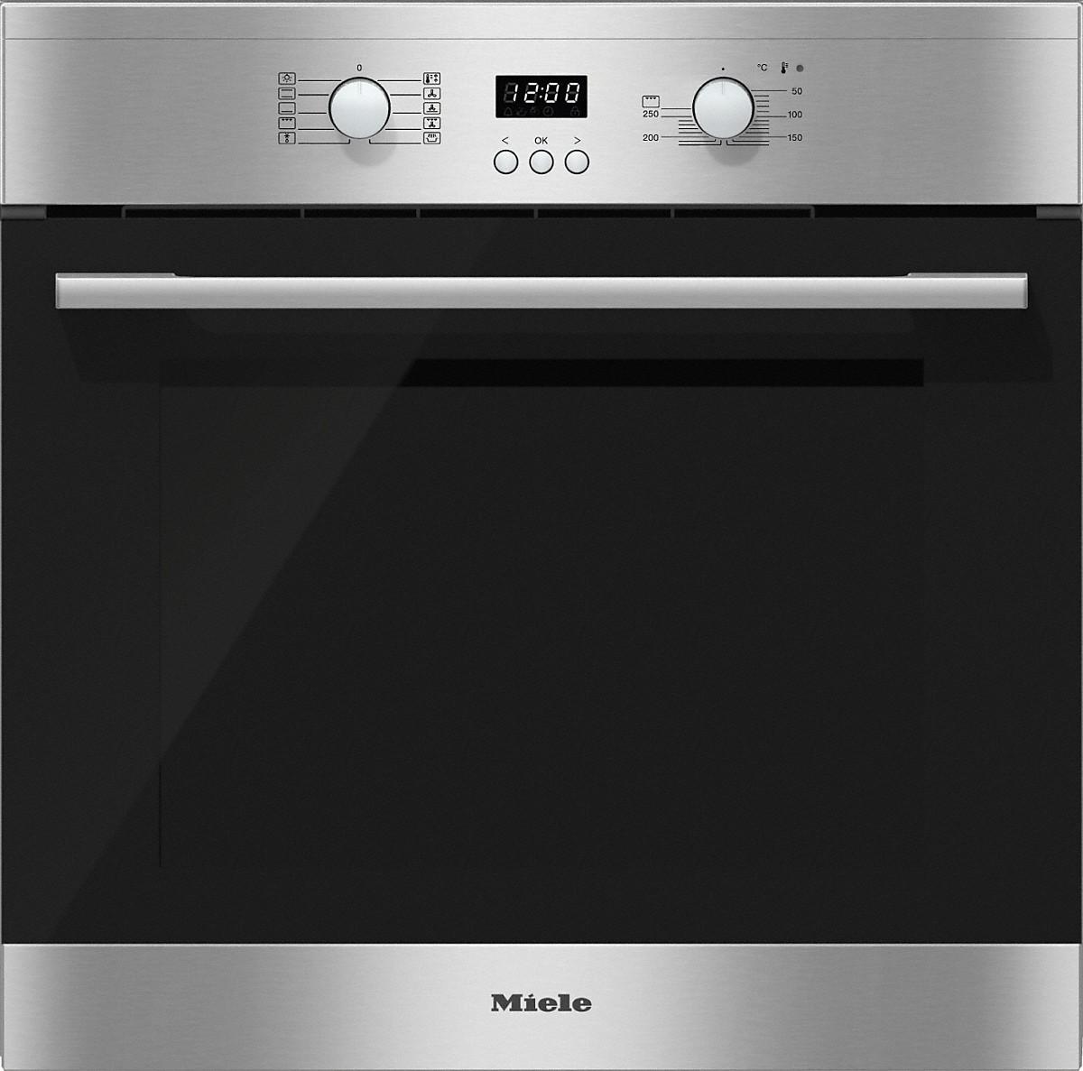 תנור אפיה בנוי 60 סמ מבית MIELE מילה דגם H2661B