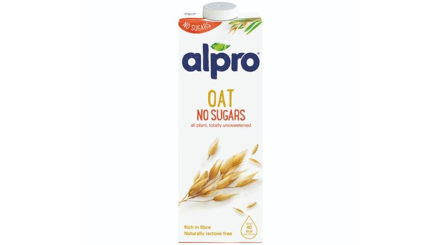 משקה שיבולת שועל ללא תוספת סוכר ״אלפרו״ 1 ליטר
