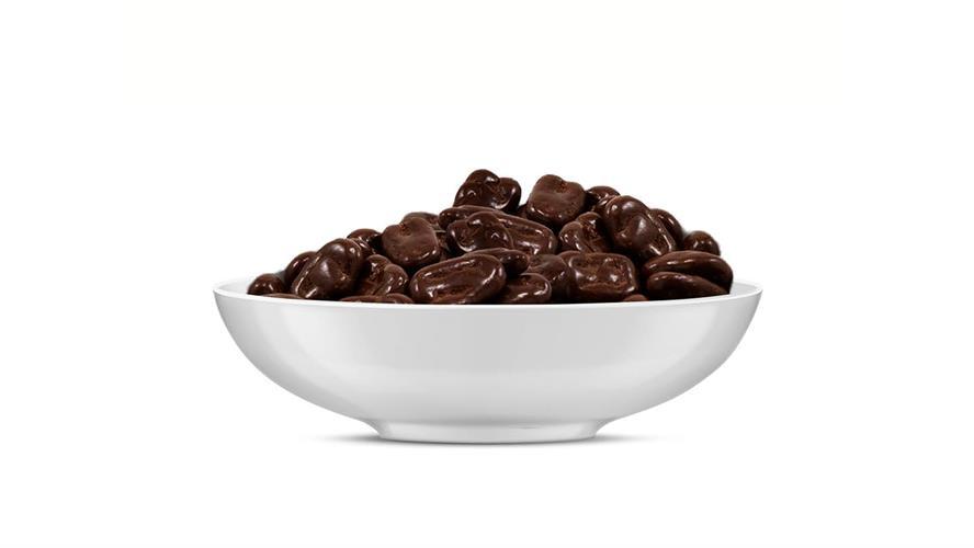 פקאן בציפוי שוקולד מריר 100 גרם