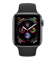 שעון חכם Apple Watch Series 4 44mm Aluminum Case Sport band GPS אפל