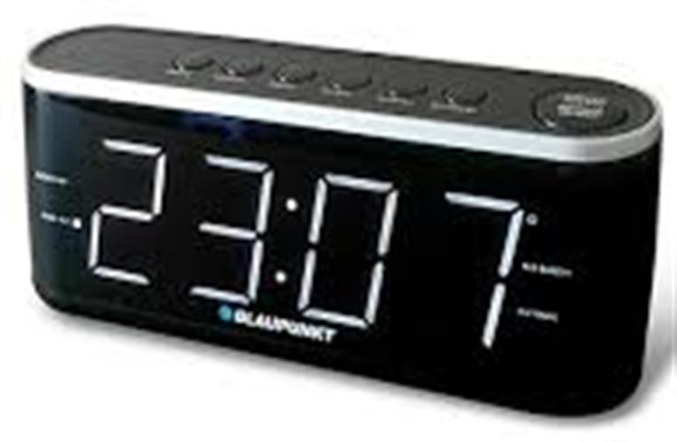 רדיו שעון דיגיטלי בלאופונקט PLAUPUNKT BP 1200