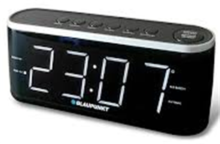 שעון מעורר דיגיטלי בלאופונקט PLAUPUNKT BP 1200