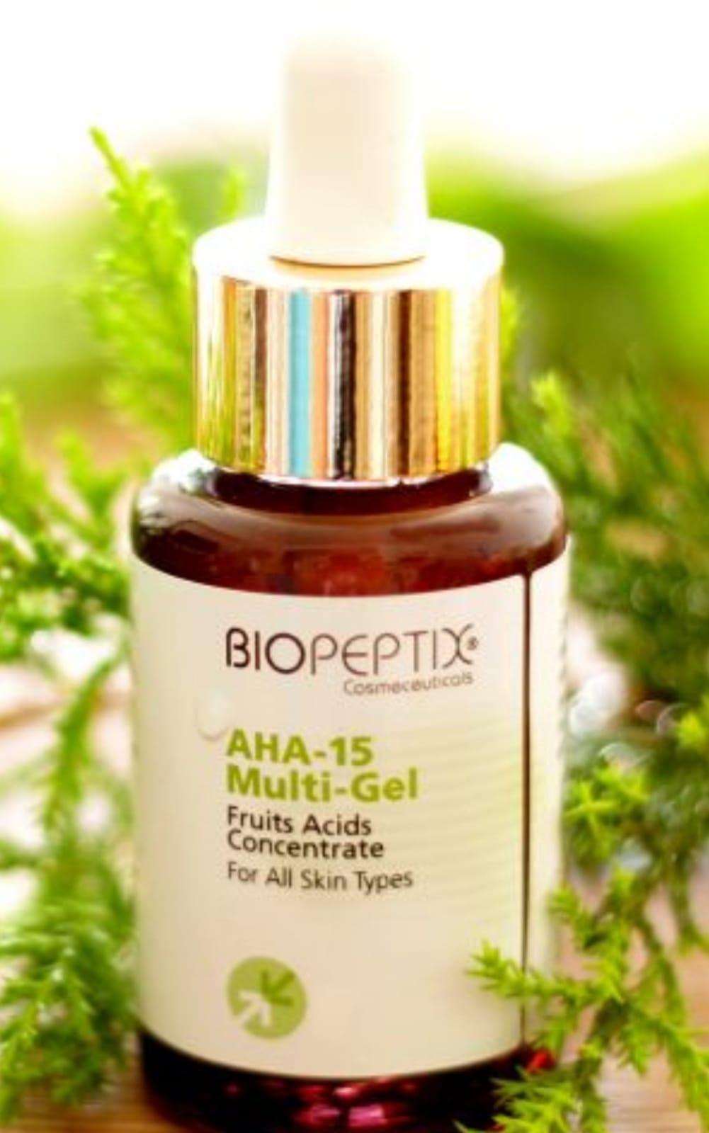 AHA-15 Multi-Gel של Biopeptix