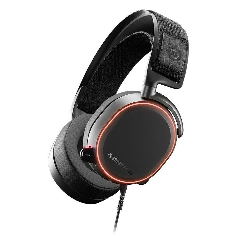 אוזניות גיימינג Steelseries Arctis Pro