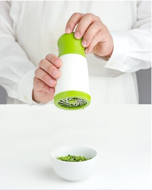 קוצץ ירק ידני