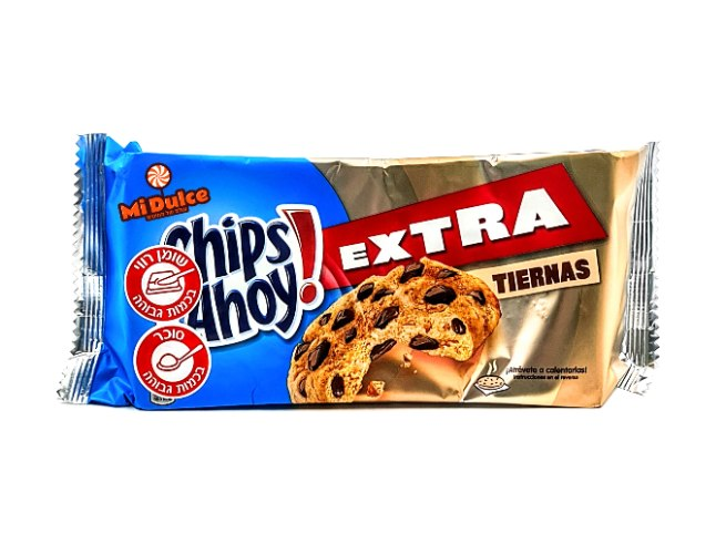 Chips Ahoy! Extra Soft