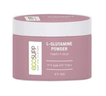 ל-גלוטמין - L-GLUTAMINE