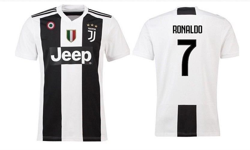 חולצת רונאלדו החדשה של יובנטוס