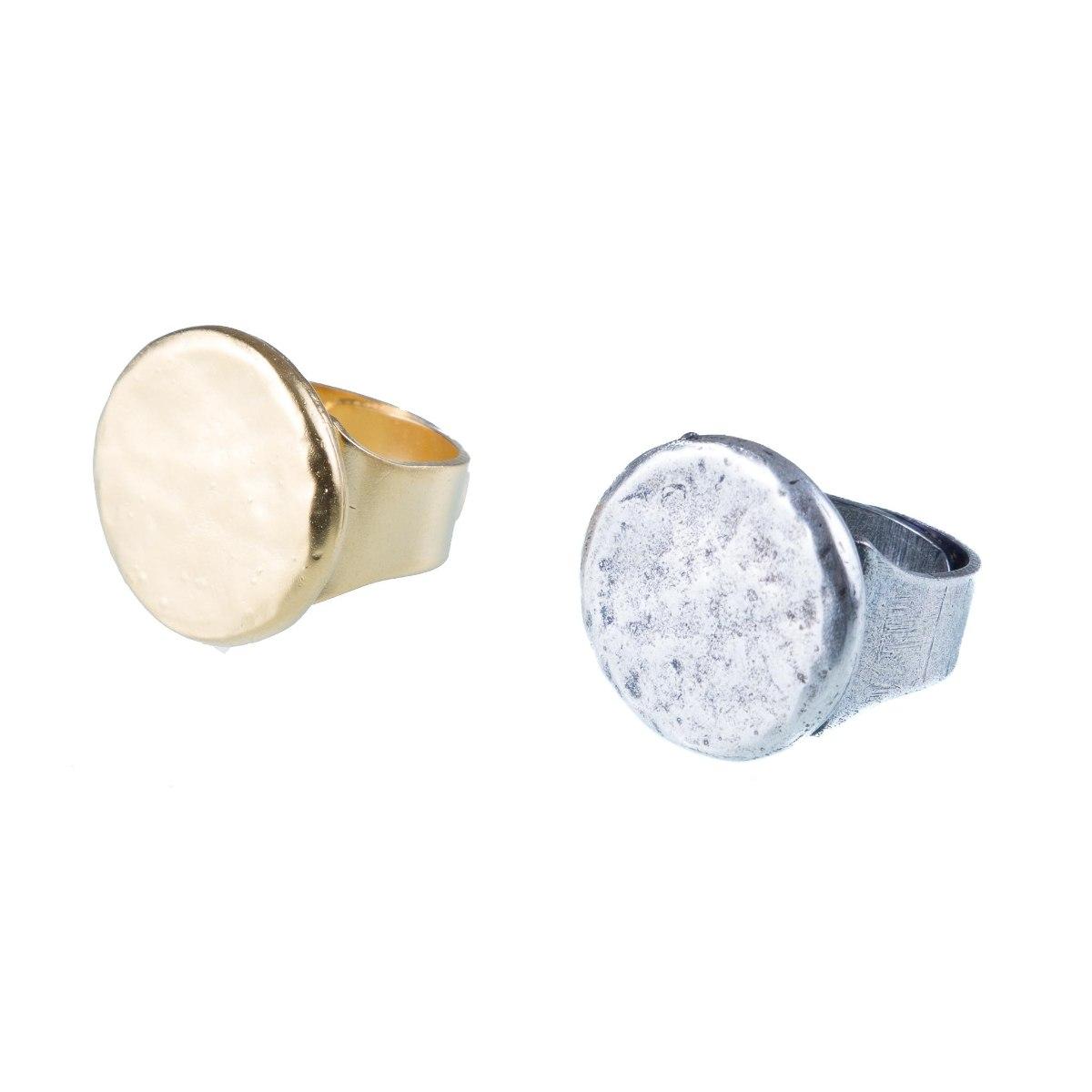 טבעת דניאל כסף/זהב
