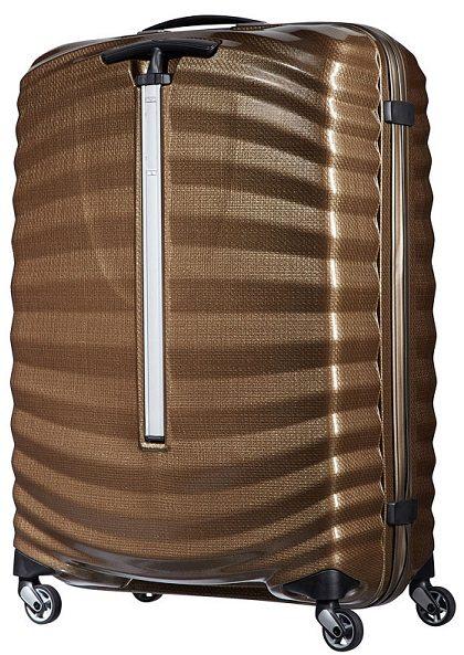 """מזוודה סמסונייט לייט-שוק גדולה 28""""  Samsonite Lite-Shock 75cm"""