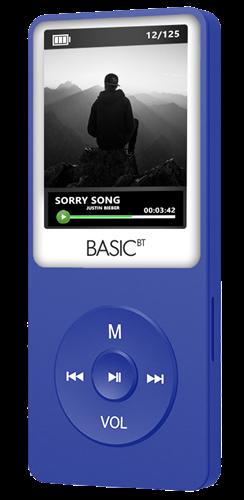 נגן MP3  בייסיק עם בלוטוס רמקול מובנה מבית סאמביקס