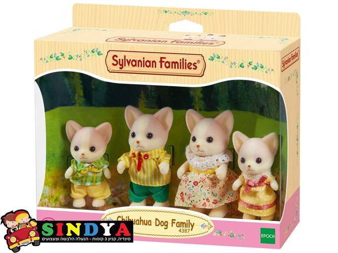 משפחת סילבניאן - משפחת כלבי צ'יוואווה