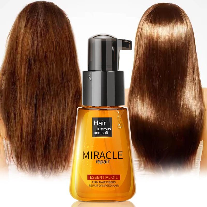 שמן ארגן מרוקאי טהור - שיקום, הזנה והחלקת שיער