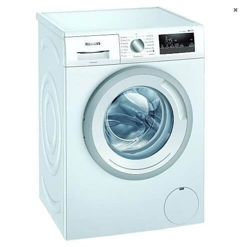 """מכונת כביסה פתח קידמי  סימנס Siemens WM10N158IL 7 ק""""ג"""