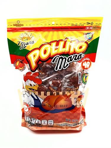 Pollito סוכריות מקסיקניות חריפות,מארז ענק!