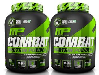 זוג MP COMBAT|אבקת חלבון protein powder כשר