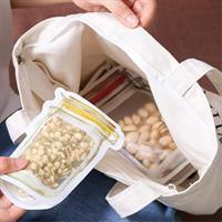 סט 12 יחידות מעוצבות  לשמירת טריות המזון - שימוש רב פעמי
