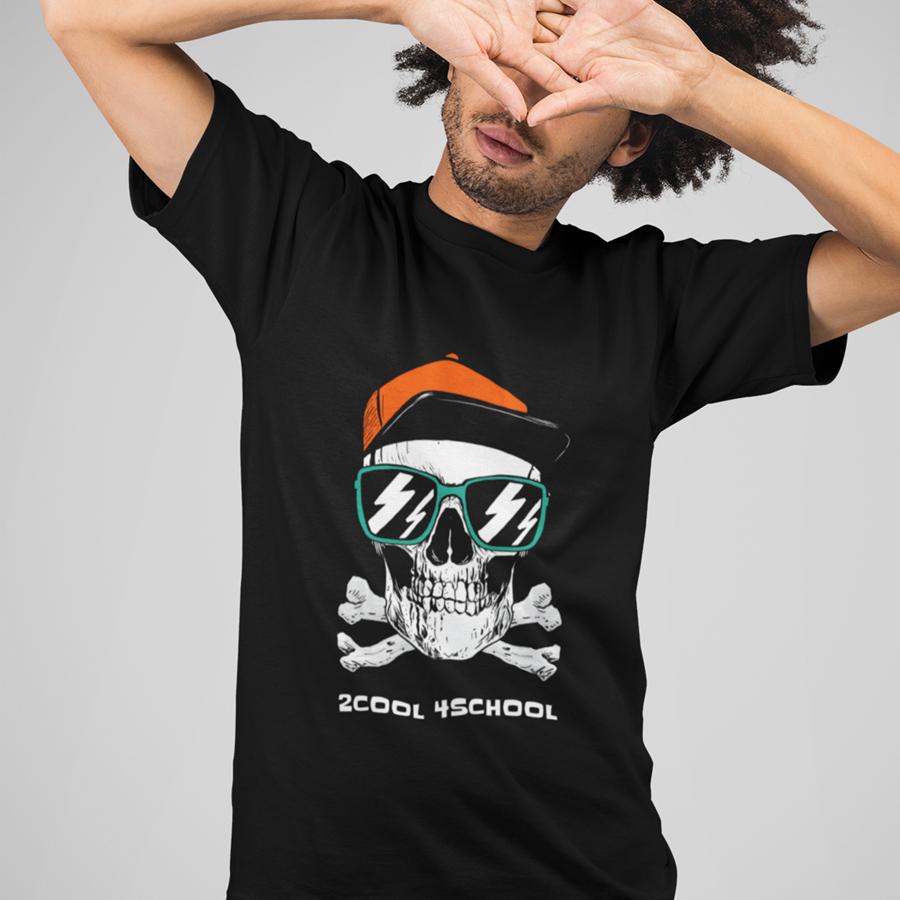 חולצת טי - 2Cool 4School
