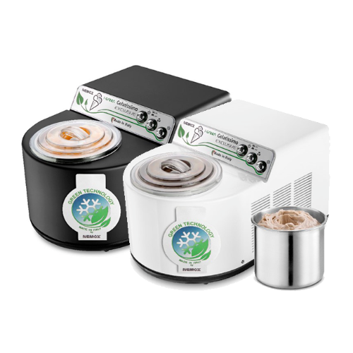 מכונת גלידה חכמה Nemox Gelatissimo Exclusive i-Green