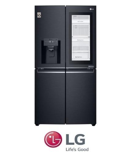 LG מקרר 4 דלתות דגם GRX920INS