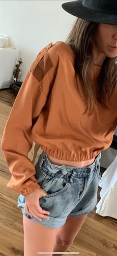 חולצת אורנג'י