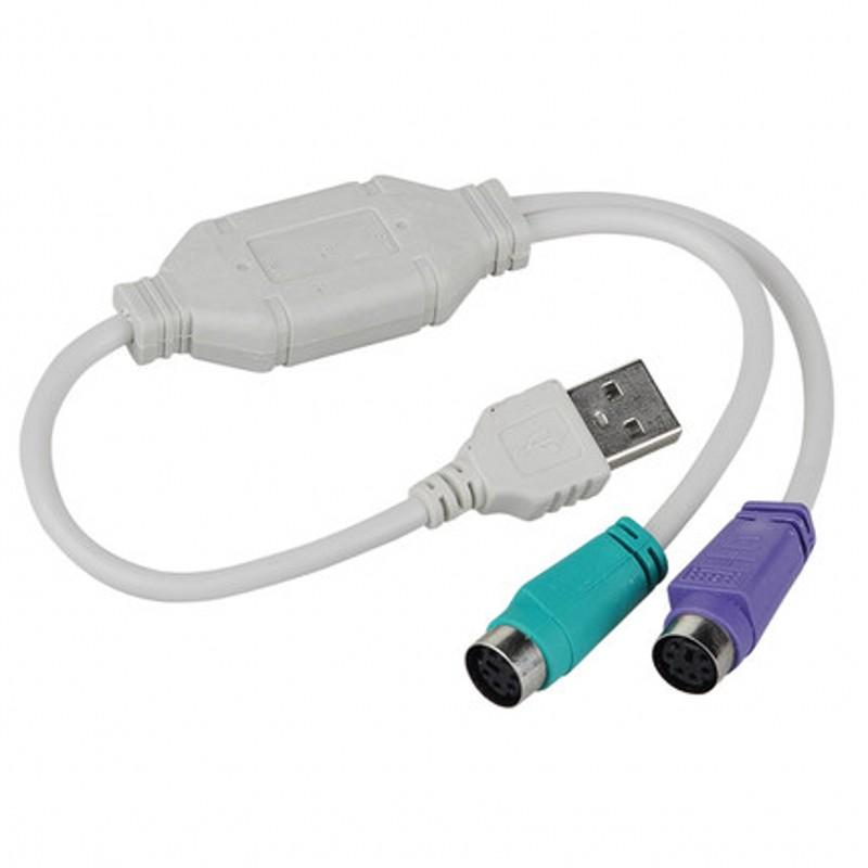 מתאם PS2 ל USB