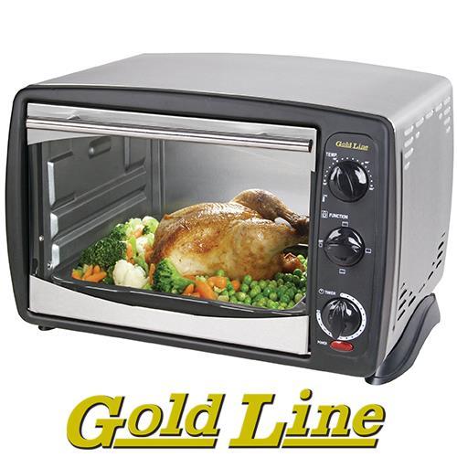 טוסטר אובן Gold Line ATL6602N 20 ליטר