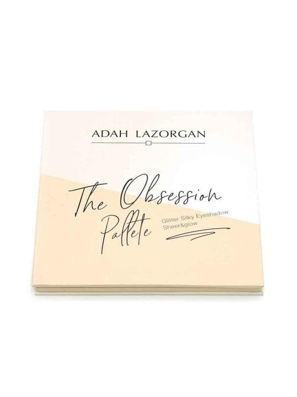 עדה לזורגן - Obsession pallete by Adah Lazorgan