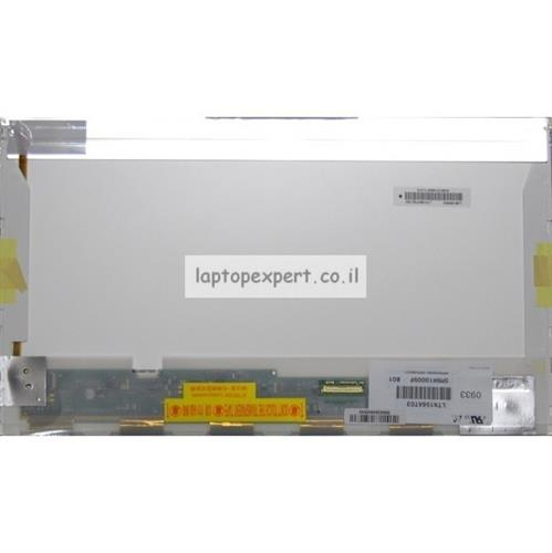 החלפת מסך למחשב נייד קומפאק COMPAQ 610 15.6 WXGA HD LCD SCREEN LED מסך למחשב נייד קומפאק
