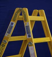 סולם עץ תקני - תו תקן 2X4 שלבים חגית