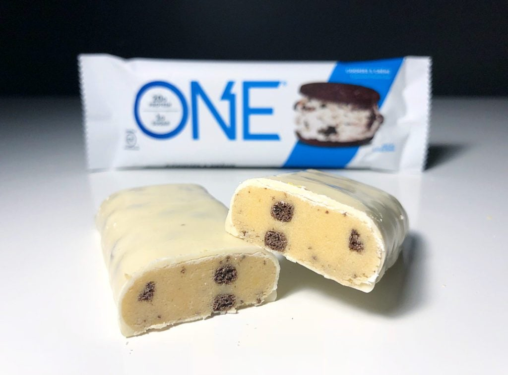 חטיף חלבון או יה וואן -  OH YEAH! ONE BAR |קרם עוגיות