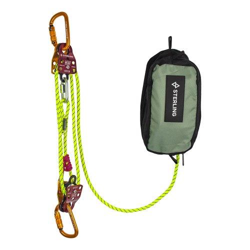 מערכת רווח כוח לחילוץ/הרמה -STERLING Pocket Hauler Kit