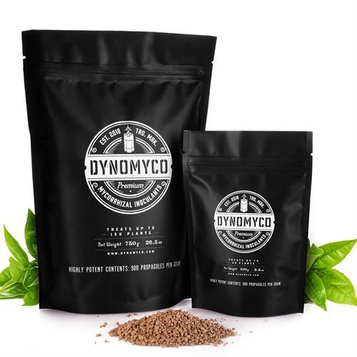 מיקוריזה 100 גרם Mycorrhiza DYNOMYCO