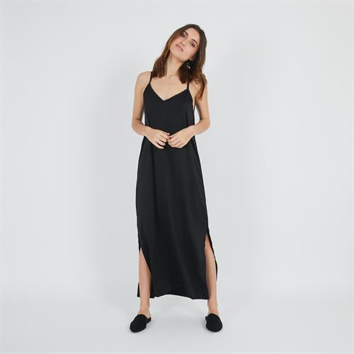 שמלת סטאי שחורה
