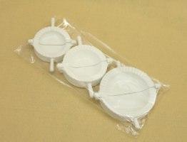 3 יחידות מהדק כיסוני בצק להכנת רביולי