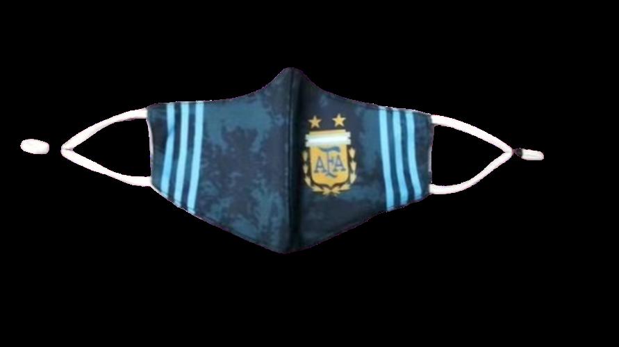מסכת פנים מעוצבת נבחרת ארגנטינה