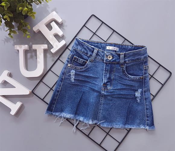 חצאית גינס מידה 18 אחרונה