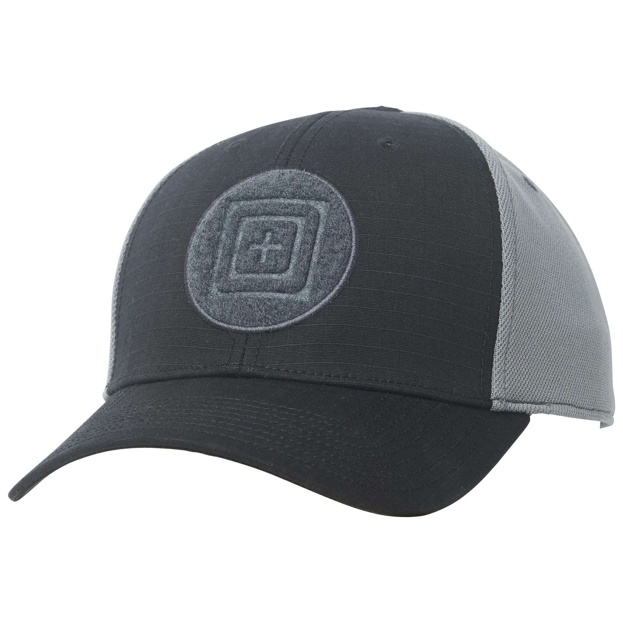 כובע טקטי שחור 5.11 DOWNRANGE CAP Black