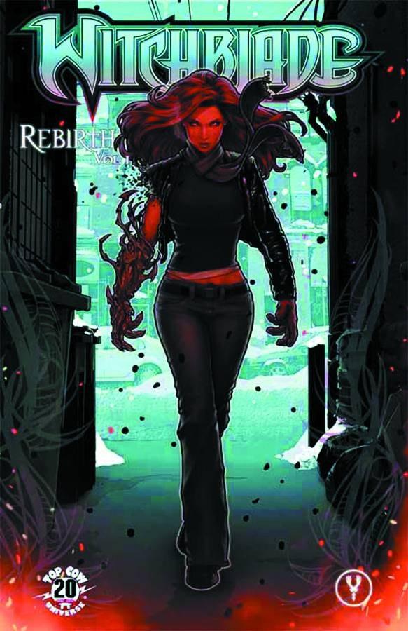 Witchblade Rebirth