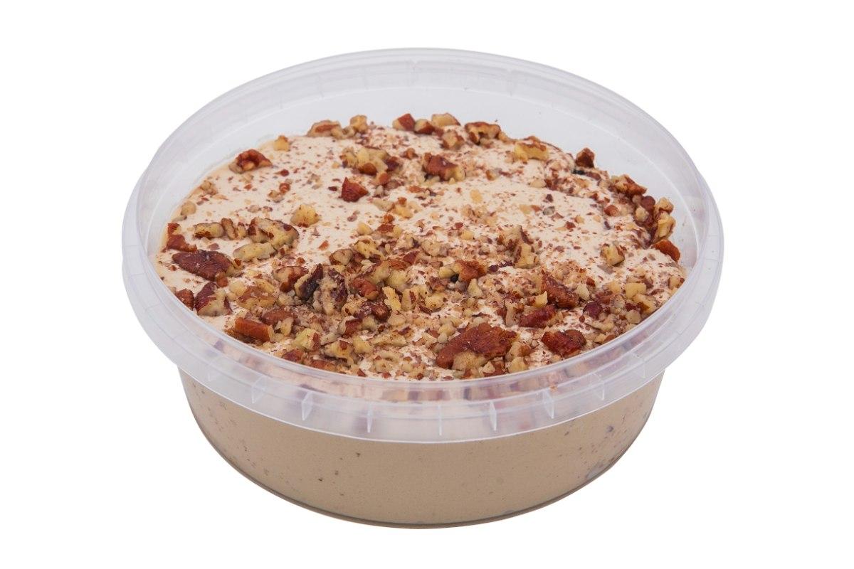 חלווה עם אגוזי פקאן ללא תוספת סוכר - 330 גרם