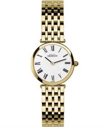 שעון יד אנלוגי נשים Michel Herbelin 1045/BP01