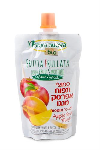 סמוצ׳י תפוח אפרסק מנגו