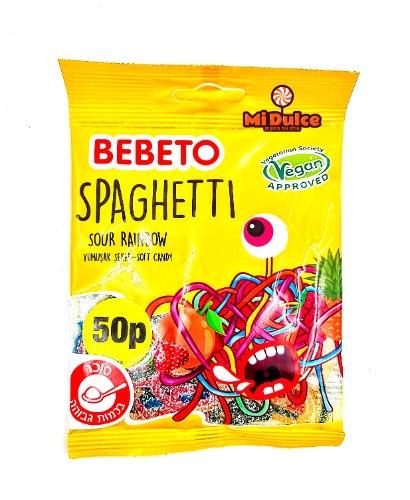 Spaghetti Sour Rainbow