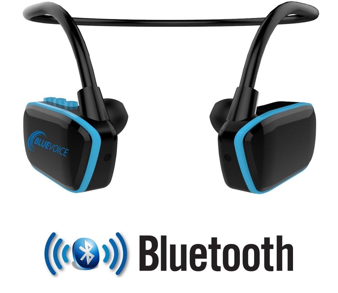 נגן MP3 לשחייה במים עם bluetooth