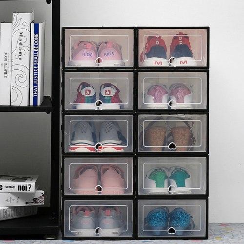 6 מגירות לאחסון נעליים