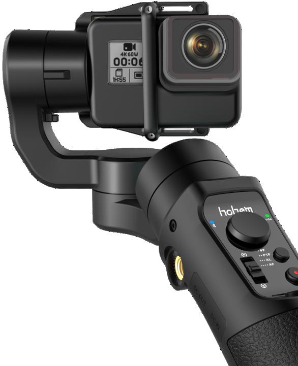 Hohem iSteady Pro 2  מייצב גימבל למצלמת אקסטרים