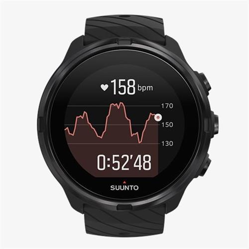 שעון דופק Suunto 9 All Black