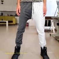 מכנסיים לגברים ונשים בגזרה נמוכה